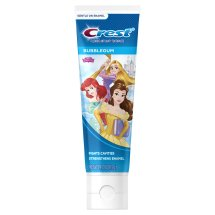Crest Kid's Toothpaste featuring Disney's Princess characters, 4.2 oz