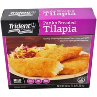 Trident Seafoods Panko Breaded Tilapia