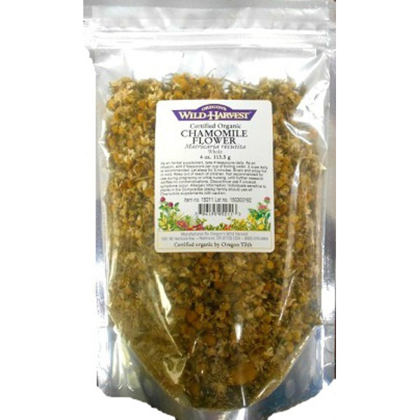 Oregon's Wild Harvest German Chamomile