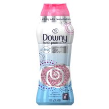 Downy Fresh Protect with Febreze Odor Defense In-Wash Scent Beads, April Fresh, 19.5 oz
