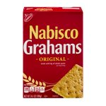 Nabisco Grahams Original Crackers, 14.4 OZ