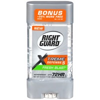 Right Guard Xtreme Defense 5 Fresh Blast Antiperspirant