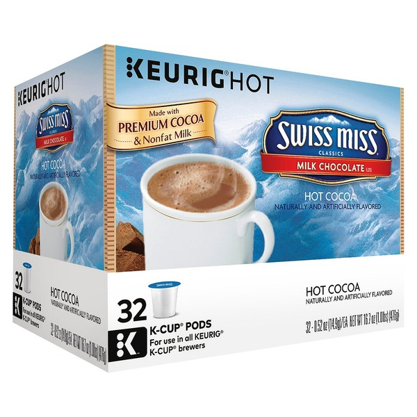 Swiss Miss Milk Chocolate Hot Cocoa K