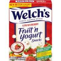 Welch's Fruit 'n Yogurt Snacks Strawberry Fruit 'n Yogurt Snacks
