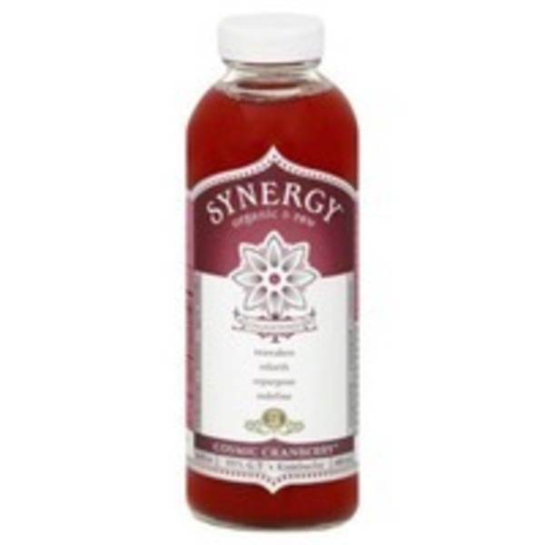 GT's Enlightened Cranberry Kombucha