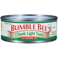 Bumble Bee Premium Chunk Light in Vegetable Oil Tuna