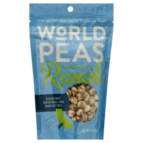 World Peas Ranch Green Peas