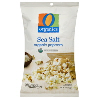 O Organics Organic Popcorn Lightly Salted