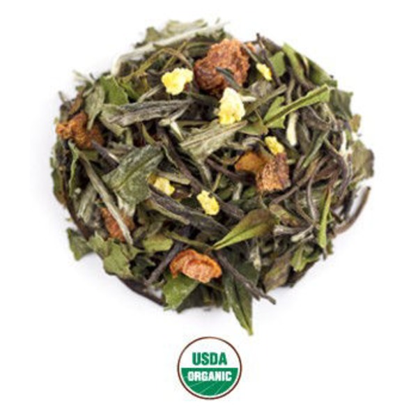Rishi Tea Organic Peach Blossom Loose Leaf Tea
