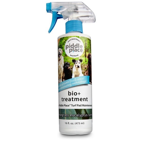 Piddle Place Bio+Treatment Turf Pad Maintenance 16 Fl. Oz.