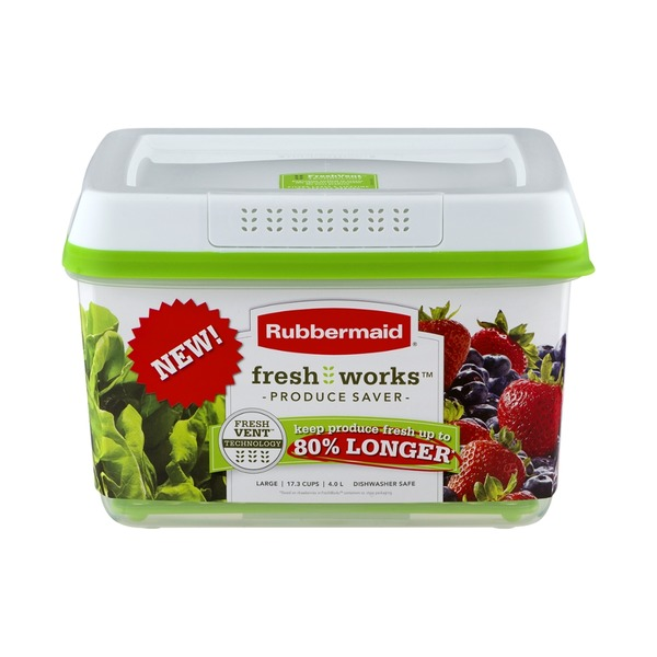 Rubbermaid FreshWorks Produce Saver Large