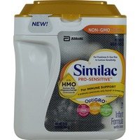 Similac Pro-Sensitive OptiGRO HMO Infant Formula Powder With Iron