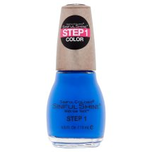 SinfulColors SinfulShine Step 1 Color Nail Color, Most Sinful, 0.5 fl oz