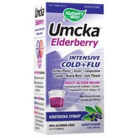 Nature's Way Umcka Black Elderberry Syrup
