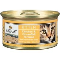 Nutro MAX CAT Kitten Chicken & Oceanfish Formula Cat Food