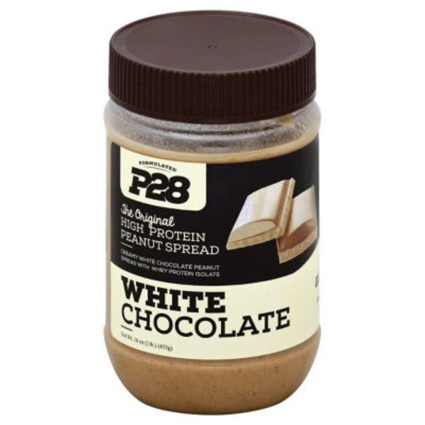 P28 High Protein Spread White Chocolate Peanut Butter