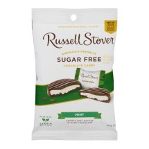 Russell Stover Sugar Free Chocolate Candy Mint, 3.0 OZ