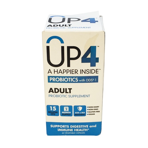 UP4 Adult Probiotic Supplement