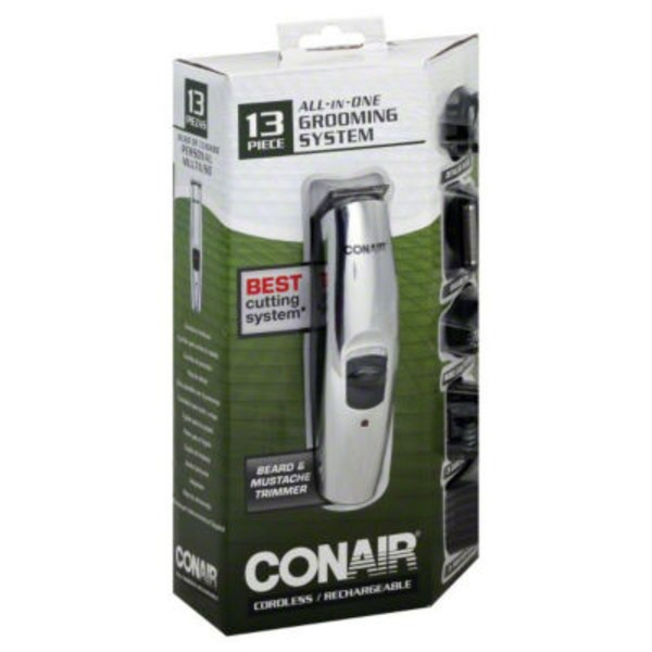 Conair For Men All-In-1 Beard & Mustache Trimmer