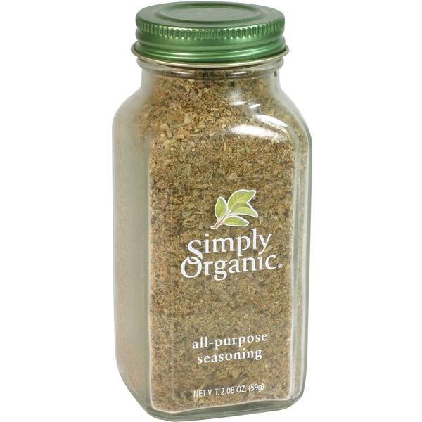 Simply Organic Certified Organic All-Purpose Seasoning