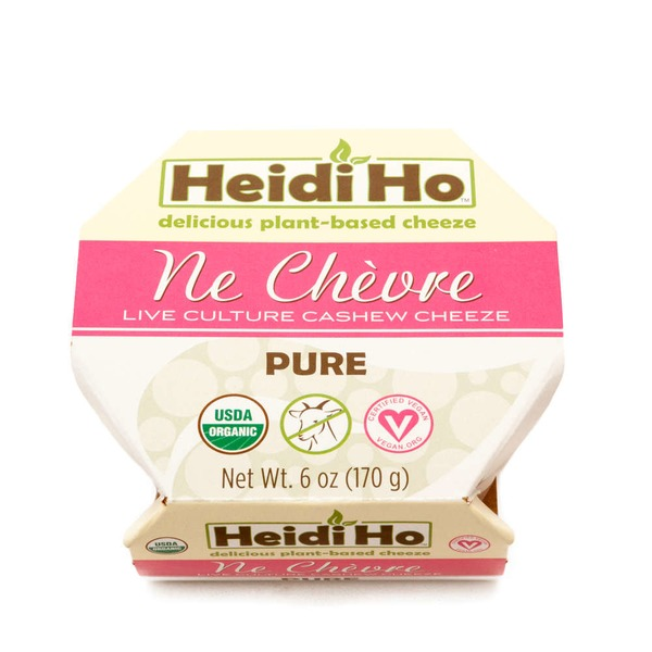 Heidi Ho Ne Chevre Cashew Cheeze Pure