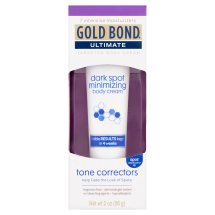 Gold Bond Ultimate Dark Spot Minimizing Targeted Body Cream, 2 oz