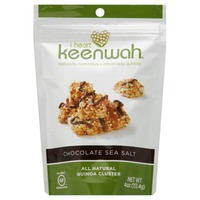 I Heart Keenwah Chocolate Sea Salt Quinoa Cluster