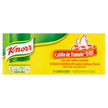 Knorr Tomato Bouillon with Chicken Flavor, 24 count, 9.3 oz