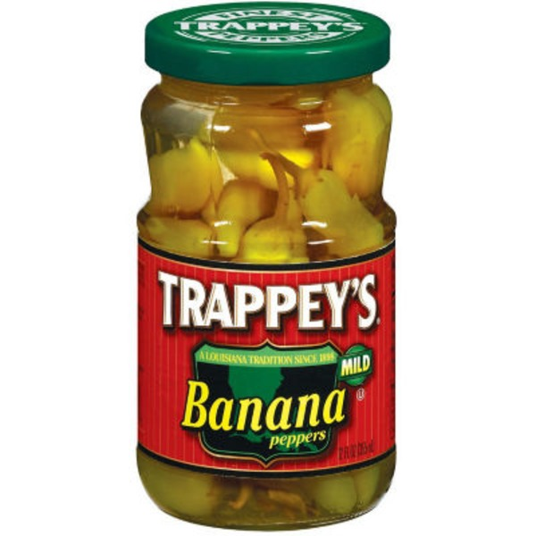 Trappey's Banana Mild Peppers