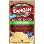 Idahoan Loaded Baked Reduced Sodium Instant Mashed Potatoes, 4 oz