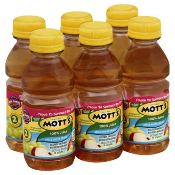 Mott's Apple White Grape Juice