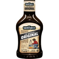 K.C. Masterpiece Kettle Cooked The American Original Barbecue Sauce