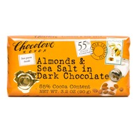 Chocolove Almonds & Sea Salt in Dark Chocolate