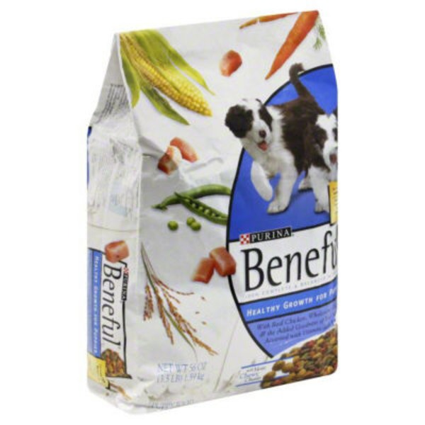 Purina Beneful Healthy Growth Dry Puppy Food