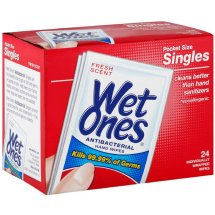 Wet Ones AB 24ct Singles