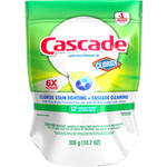 Cascade ActionPacs with Extra Bleach Action Dishwasher Dish Detergent 20 Count