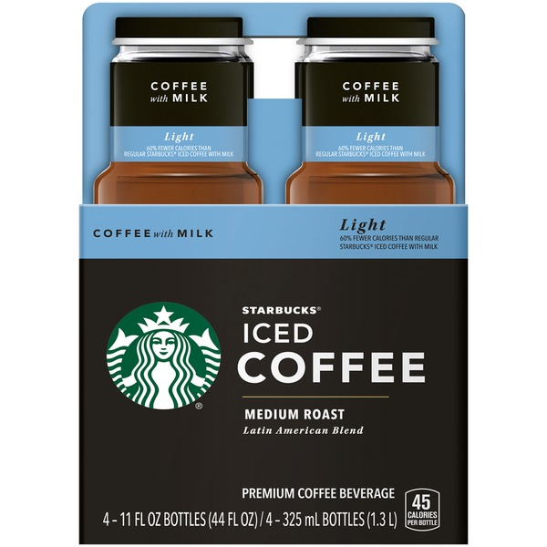 Starbucks Medium Roast Light Iced Coffee