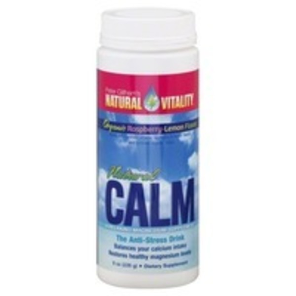 Natural Vitality Natural Calm Lemon
