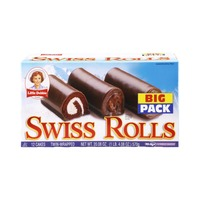 Little Debbies Swiss Rolls