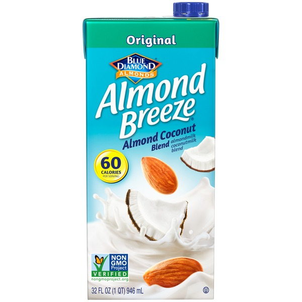 Almond Breeze Almond Coconut Almondmilk/Coconutmilk Blend