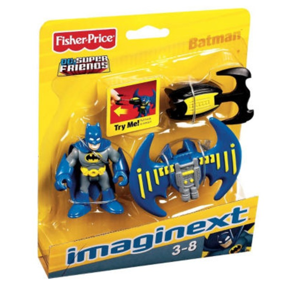 Fisher-Price Assorted Dc Super Friends Imaginext Figures
