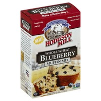 Hodgson Mill Whole Wheat Blueberry Muffin Mix