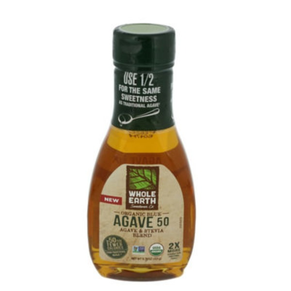 Whole Earth & Sea Agave/Stevia