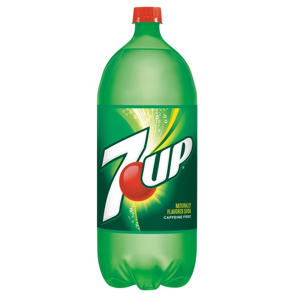 7 Up Caffeine Free Naturally Flavored Soda