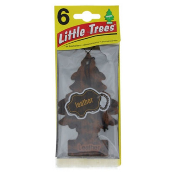 Little Trees Leather Scent Air Freshener