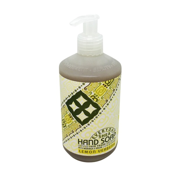Everyday Shea Lemon Verbena Hand Soap