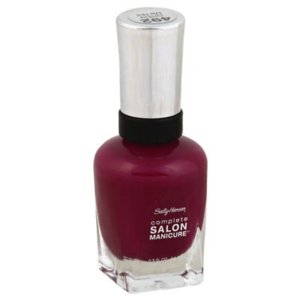 Sally Hansen Nail Polish Orchid Me Not 492