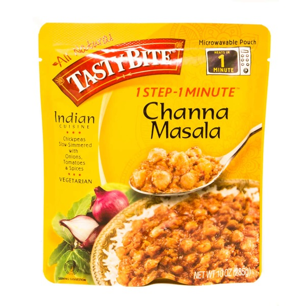 Tasty Bite Channa Masala Vegetarian