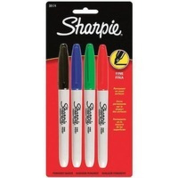 Sharpie Fine Point Assorted Color Permanent Markers