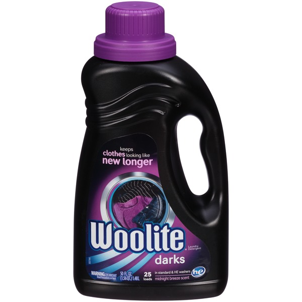 Woolite Extra Dark Care 25 Loads Laundry Detergent